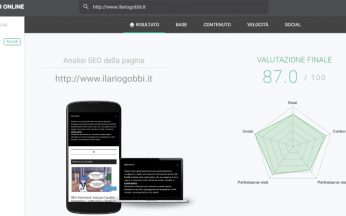 SEO Tester Online tool per analisi siti