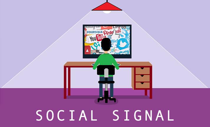 SEO e Social signal