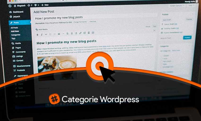 Come mostrare post di categoria in una pagina