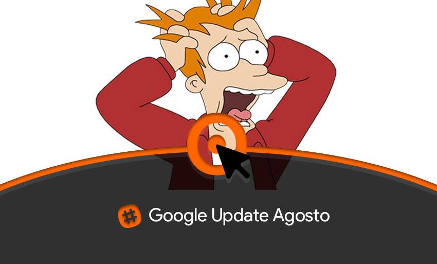 Google update agosto 2018