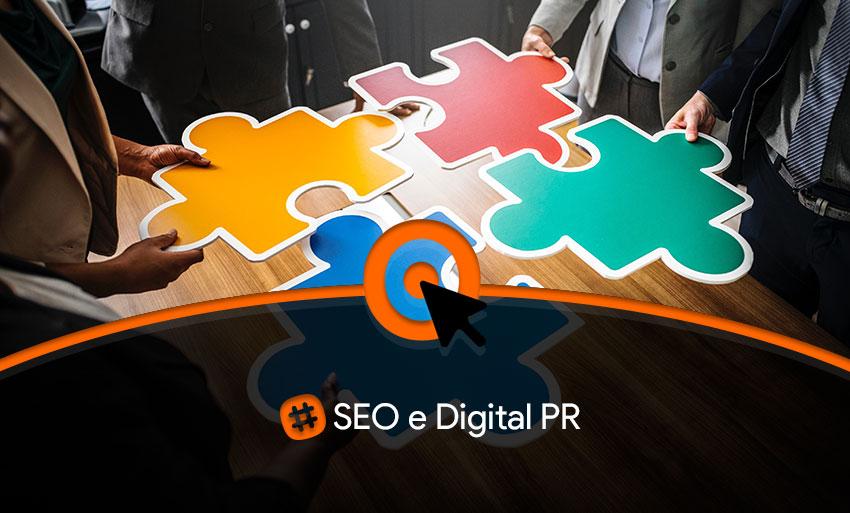 SEO e digital PR