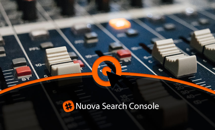 nuova search console