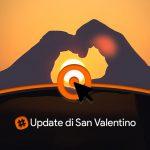 update san valentino