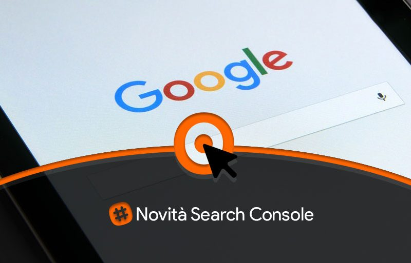 news search console