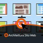 architettura sito web