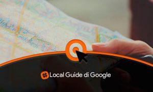 Local guide di Google