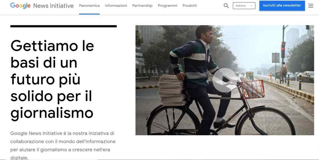 Google News Initiative